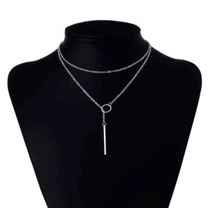 Jewelry - Athena Double Necklace